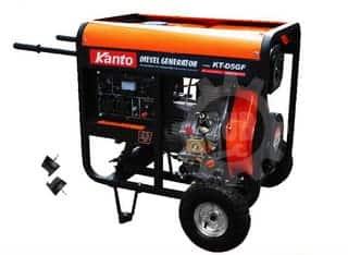 เครื่องปั่นไฟฟ้าดีเซล KANTO KT รุ่น D5GF