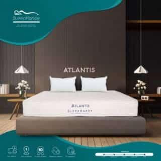 ที่นอนโรงแรม SleepHappy รุ่น Atlantis