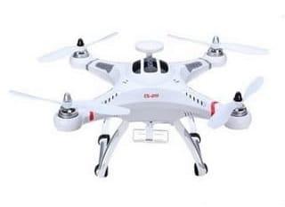 Quadcopter GPS Drone CX20 - สีขาว