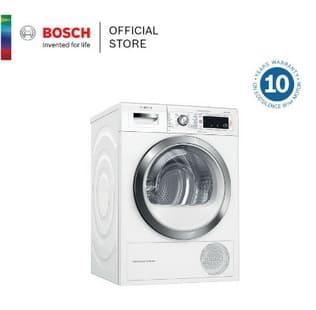 Bosch เครื่องอบผ้าระบบ ฮีตปั้ม รุ่น WTW85560TH