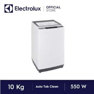 lectrolux เครื่องซักผ้าฝาบน รุ่น EWT1075H2WA