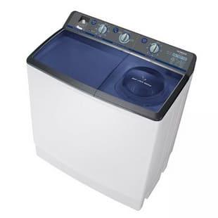 HITACHI เครื่องซักผ้าฝาบน 2 ถัง 17 Kg. รุ่น PS-170WJ
