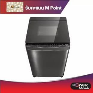 Toshiba เครื่องซักผ้า รุ่น AW-DG1500WT(KK) Inverter