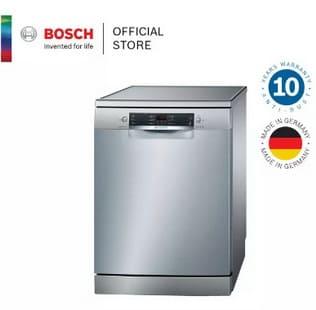 Bosch เครื่องล้างจาน ขนาด 60 CM รุ่น SMS46MI05E