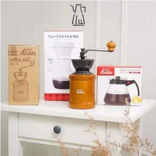 เครื่องบดกาแฟ Kalita Coffee mill KH-3BR