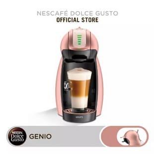 NESCAFE DOLCE GUSTO เครื่องชงกาแฟแคปซูล GENIO PINK