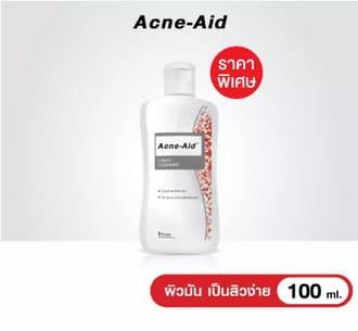 Acne-Aid แอคเน่-เอด ลิควิด คลีนเซอร์