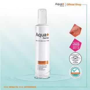 AquaPlus Skin Soothing Milky Wash 175 ml.